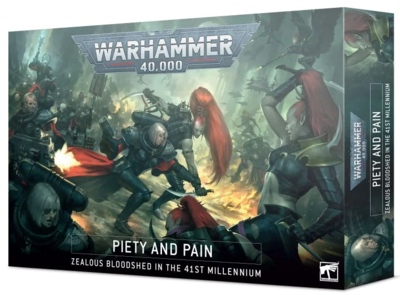 WARHAMMER 40000: PIETY AND PAIN (ENG)