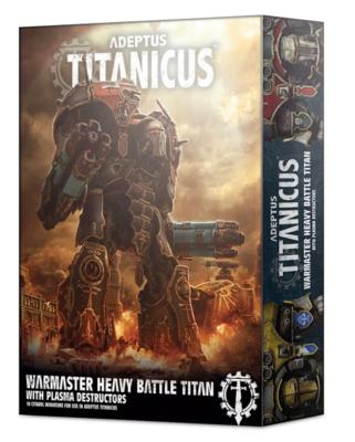 ADEPTUS TITANICUS: WARMASTER HEAVY BATTLE TITAN