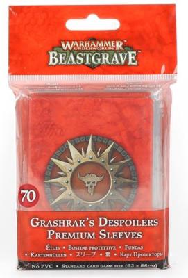 WHU: GRASHRAKS DESPOILERS PREMIUM SLEEVES