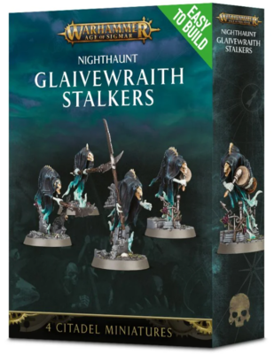 NIGHTHAUNT GLAIVEWRAITH STALKERS