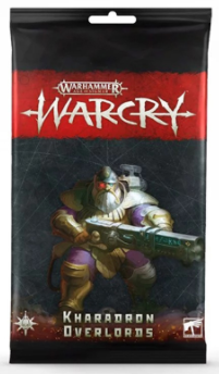 WARCRY: Kharadron Overlords CARDS