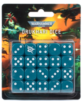 DRUKHARI DICE SET