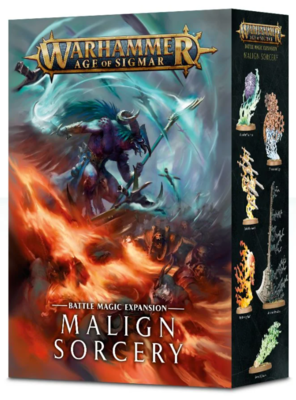 AGE OF SIGMAR: MALIGN SORCERY (ENG)