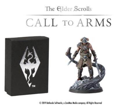 Elder Scrolls: Call to Arms Dragonborn Triumphant