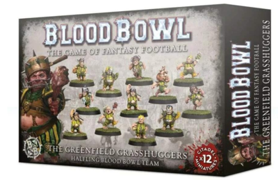 BLOOD BOWL: HALFLING TEAM