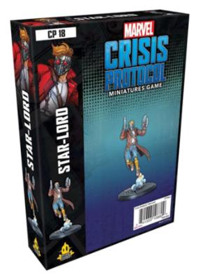 Marvel Crisis Protocol: Star-Lord - EN