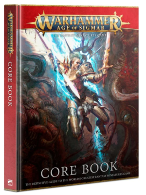 AGE OF SIGMAR: CORE BOOK (ENG)