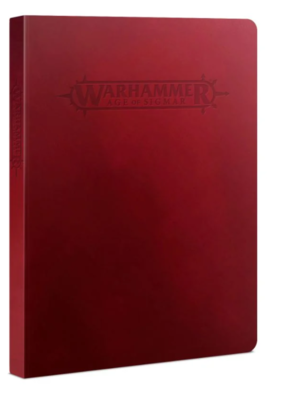 AGE OF SIGMAR: PATH TO GLORY DIARY (ENG)