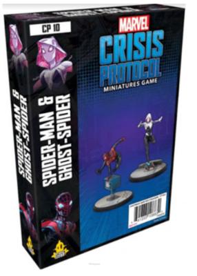 Marvel Crisis Protocol: Ghost-Spider & Spider-Man (EN)