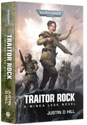 TRAITOR ROCK (HB)