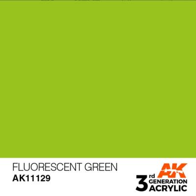 Fluorescent Green 17ml