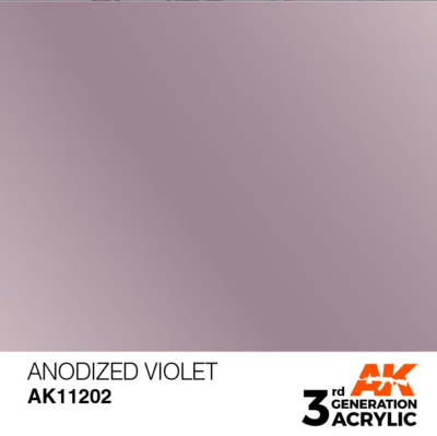 Anodized Violet 17ml