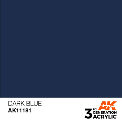 Dark Blue 17ml