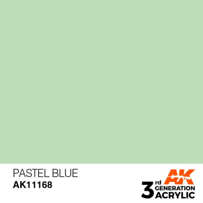 Pastel Blue 17ml