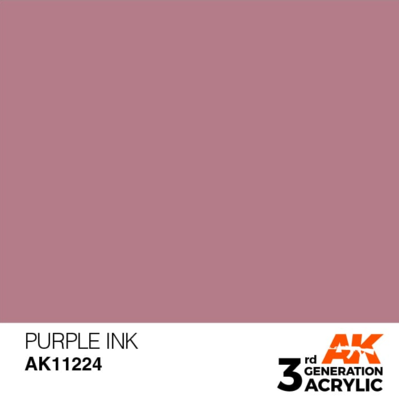 Purple INK 17ml