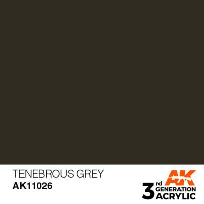 Tenebrous Grey 17ml