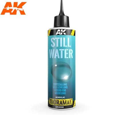 STILL WATER - 250ml (Acrylic)