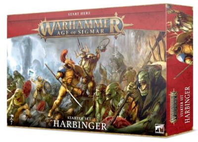 AGE OF SIGMAR: HARBINGER STARTER SET (ENG)