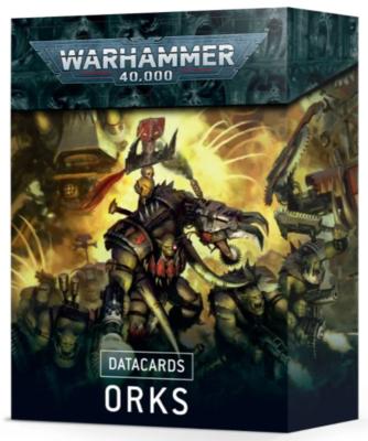 DATACARDS: ORKS (ENG)