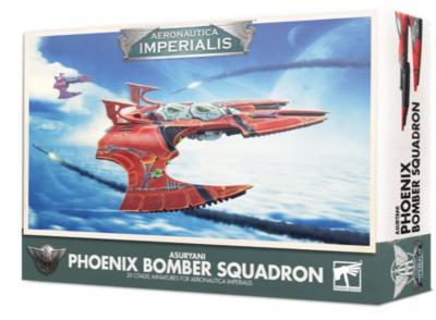 AERO/IMP: ASURYANI PHOENIX BOMBER SQUADRON