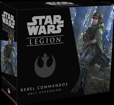 Star Wars Legion: Rebel Commandos Unit