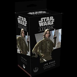 Star Wars Legion: Jyn Erso Commander