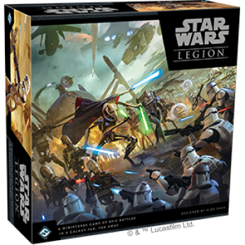 Star Wars Legion: Clone Wars Core Set - ENG