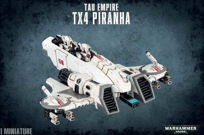TAU EMPIRE TX4 PIRANHA.