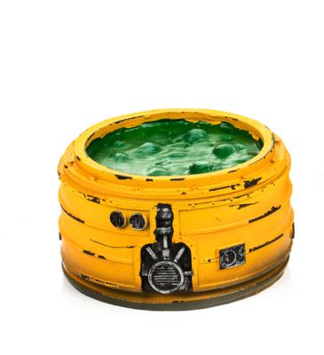 Toxic tank 3D file