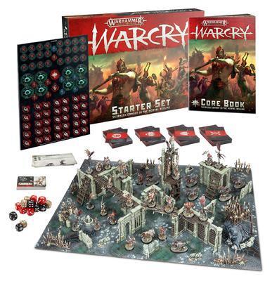 Warcry Starter Set ENG