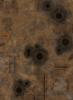 "44""x60"" Fallout Zone - 1/2"