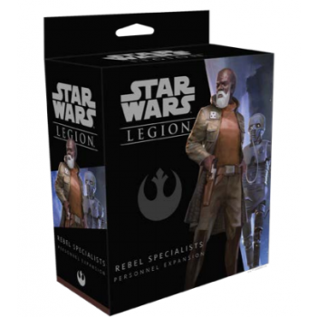 Star Wars Legion - Rebel Specialists Personnel Expansion - EN
