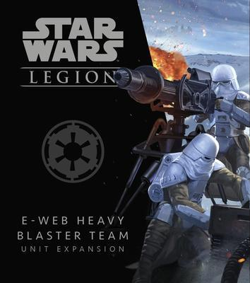 Star Wars Legion - E-Web Heavy Blaster Team