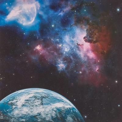 3'x3' G-Mat: Galaxy1 - 1