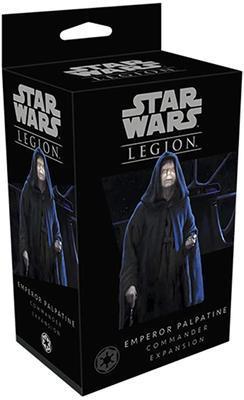 Star Wars Legion Emperor Palpatine