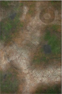 6'x4' -G-Mat: Lost World - 1