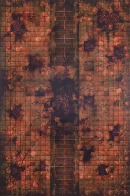 6'x4' G-Mat: Necropolis - 1
