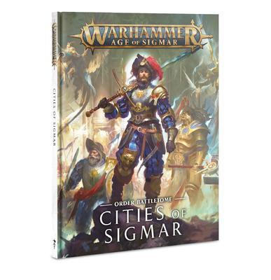 BATTLETOME: CITIES OF SIGMAR (ENG)