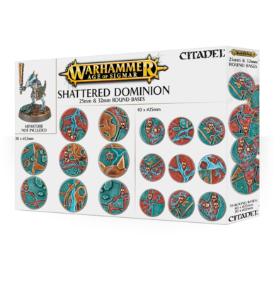 AOS: 25 & 32MM ROUND BASE