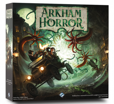 Arkham Horror 3. edice - 1