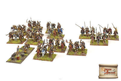 By Fire and Sword: Tatar Skirmish Set - 1