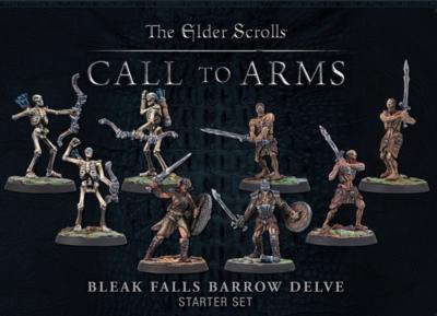 Elder Scrolls: Call to Arms - Bleak Falls Barrow (plastic)
