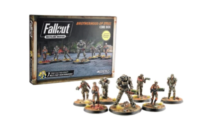 Fallout: WW Brotherhood of Steel Core Box - 1
