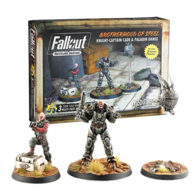 Fallout: WW Brotherhood - Cade - Danse