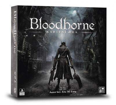 Bloodborne - karetní hra - 1