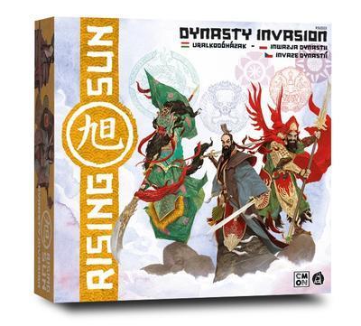 Rising Sun: Invaze dynastií - 1