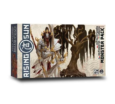 Rising Sun: Nová monstra - 1