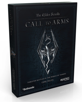 Elder Scrolls: Call to Arms - Core Rules Set - 1