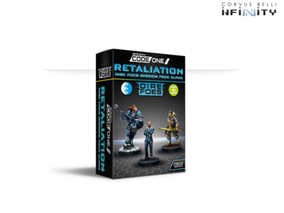 Dire Foes Mission Pack Alpha: Retaliation - 1