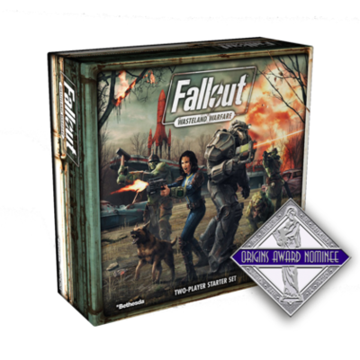 Fallout: Wasteland Warfare Starter Set - 1